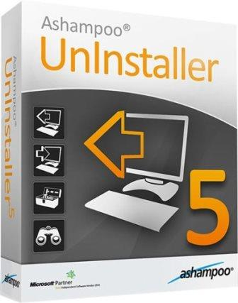 Ashampoo UnInstaller v.5.04 (Cracked)