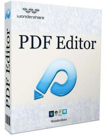 Wondershare PDF Editor v.3.6.0.9 (Cracked)