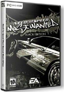 NFS: Most Wanted - Black Edition v.1.3 HD Textures (2006-2014/Rus)