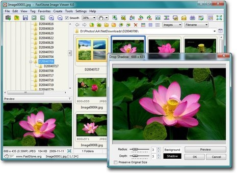 FastStone Image Viewer Portable 5.0