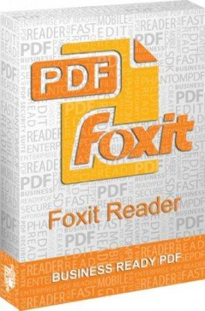 Foxit PDF Reader v.6.1.2.1224  Portable